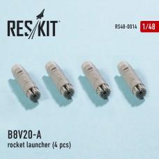 B8V20-А блок НУРС (4 штуки) (1/48)