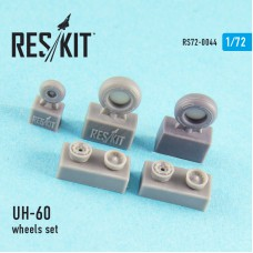 UH-60 (all versions) wheels set (1/72)
