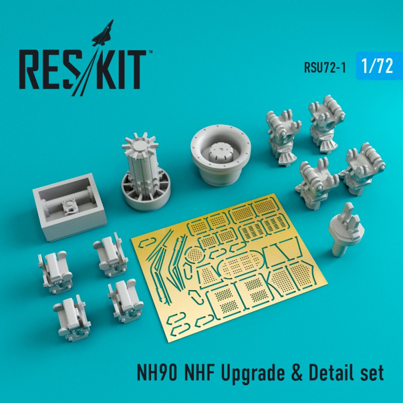 NH90 NHF набор деталировки 1/72