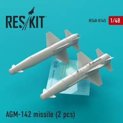AGM-142 missile (2 штуки) (1/48)
