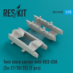 Twin store carrier with BD3-USK (2 штуки) (1/72)