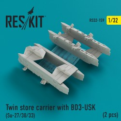 Twin store carrier with BD3-USK (2 штуки) (1/32)