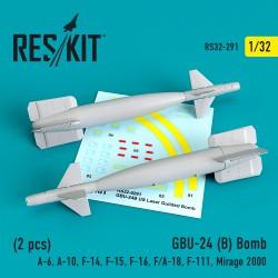 GBU-24 (B) Bomb (2 штуки)   (1/32)