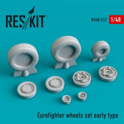 Eurofighter wheels Early Type (1/48)