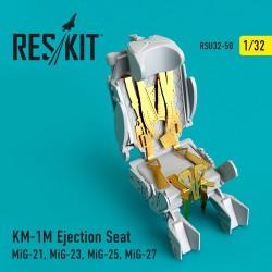 KM-1M ejection seat (MiG-21, MiG-23, MiG-25, MiG-27) (1/32)