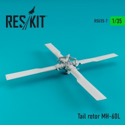 Tail rotor MH-60L (1/35)