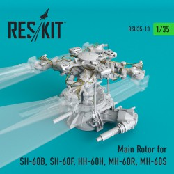 Main Rotor for SH-60B, SH-60F, HH-60H, MH-60R, MH-60S (1/35)