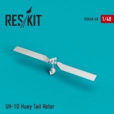 UH-1D Huey Tail Rotor (1/48)
