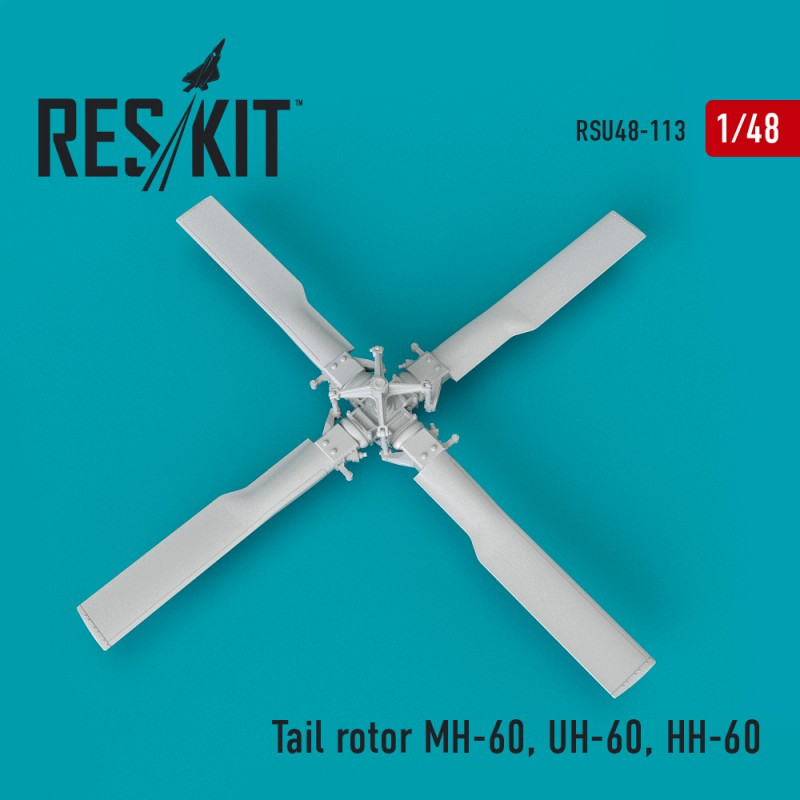 Tail rotor MH-60, UH-60, HH-60 (1/48)