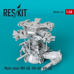 Main rotor MH-60, UH-60, HH-60 (1/48)