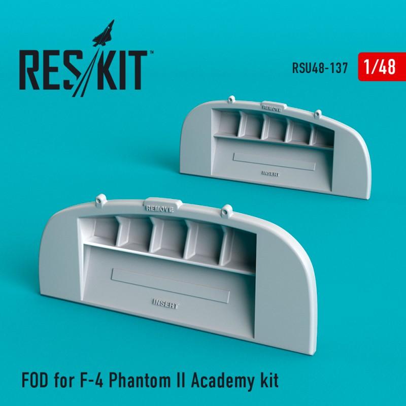 FOD for F-4 Phantom II Academy (1/48)