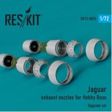 Jaguar сопла (для набора  Hobby Boss) (1/72)