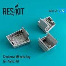 Canberra Wheels bay для набора Airfix (1/72)